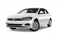 VW POLO Categoria mini Vista laterale-frontale