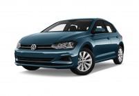 VW POLO Kleinwagen Schrägansicht Front