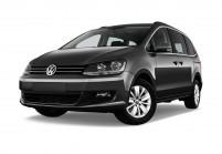 VW SHARAN Kompaktvan / Minivan Schrägansicht Front