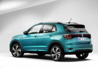 VW T-CROSS SUV / Geländewagen Front + links