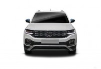 VW T-CROSS SUV / Geländewagen Front + links
