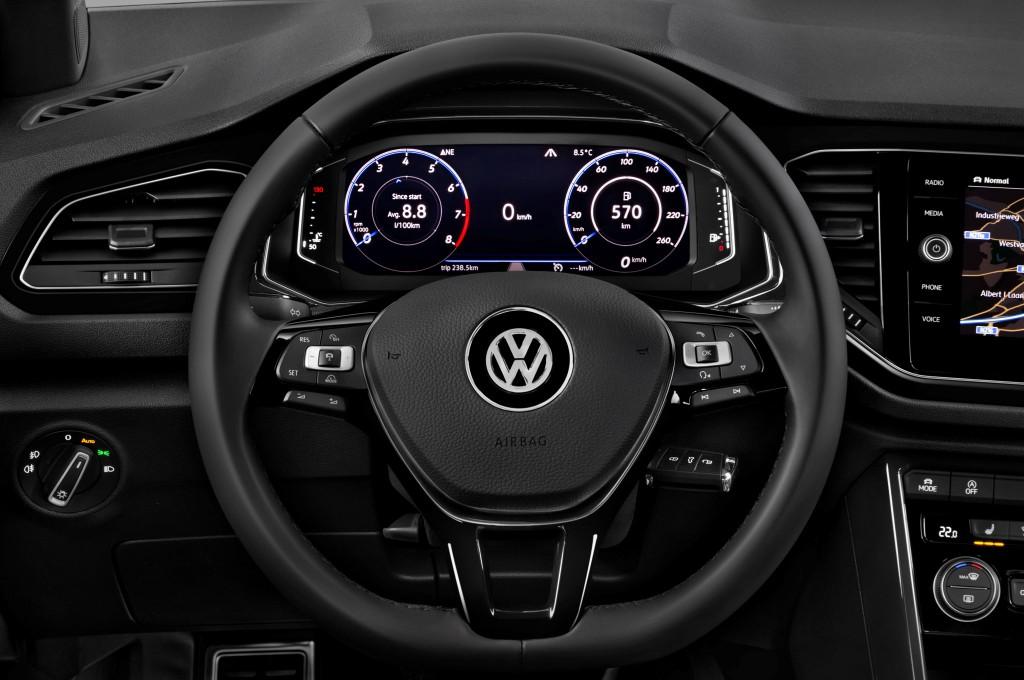 VW T-ROC SUV / Geländewagen Neuwagen suchen & kaufen
