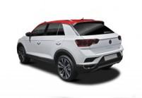 VW T-ROC SUV / Geländewagen Front + links