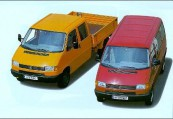 VW T4  Front + links