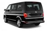 VW T6 Comfortline -  Schrägansicht Heck