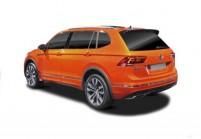 VW TIGUAN SUV / Geländewagen Front + links