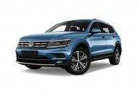 VW TIGUAN SUV / Geländewagen Schrägansicht Front