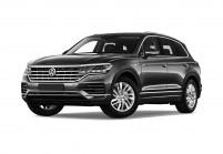 VW TOUAREG SUV / Fuoristrada Vista laterale-frontale