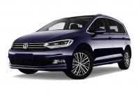 VW TOURAN Compactvan / Minivan Vista laterale-frontale