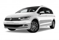 VW TOURAN Kompaktvan / Minivan Schrägansicht Front