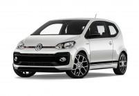 VW Up Microklasse Schrägansicht Front